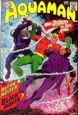 Aquaman Vol 1-35 Cover-1