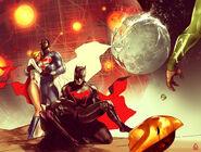 Earth 2 World's End Volume 1 Teaser Poster