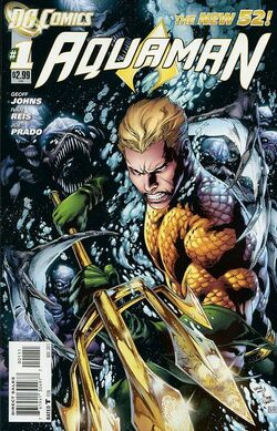 Aquaman Vol 7-1 Cover-1