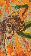 Aliena and Aquaman