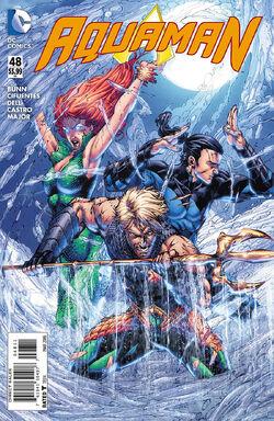 Aquaman Vol 7-48 Cover-1