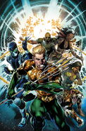 Aquaman and the Others Vol 1-1 Cover-1 Teaser