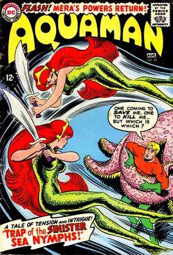 Aquaman Vol 1-22 Cover-1
