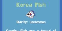 Korea Fish