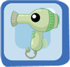File:Fish Green Hair Dryer Seahorse.png