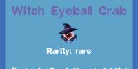 Witch Eyeball Crab
