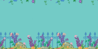 Aquatic Flowerbed