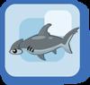 File:Fish Great Hammerhead Shark.png