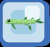 Fish Bamboo Stalk Shark