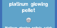 Platinum Glowing Pellet