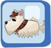 File:Fish White Scottish Terrier Fish.png
