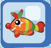 Fish Bozo the Clownfish