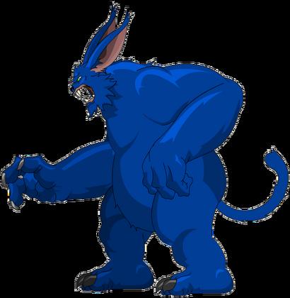 Blue Moglinster