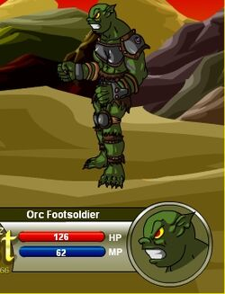 Orc Footsoldier