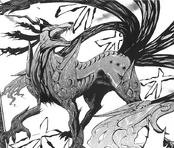 Kikutsune Second Demon Form