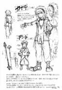 Kanate & Ginchi Sketch Concept