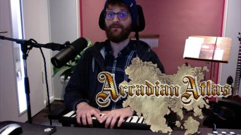 Arcadian Atlas Music Update
