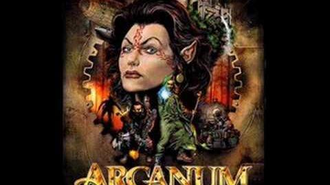 Arcanum The Void