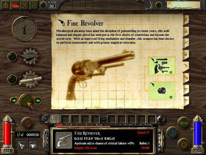 Fine Revolver