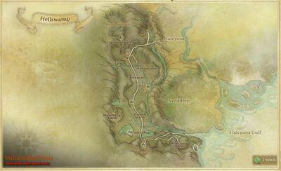 Hellswamp