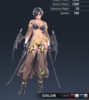 Default Ridika 3D In-Game Model Front Clear Colour