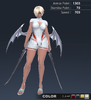 Summer Ridika 3D In-Game Model Front Colour 4