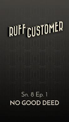 Ruff Customer title page