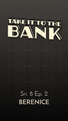 Take It To The Bank title card