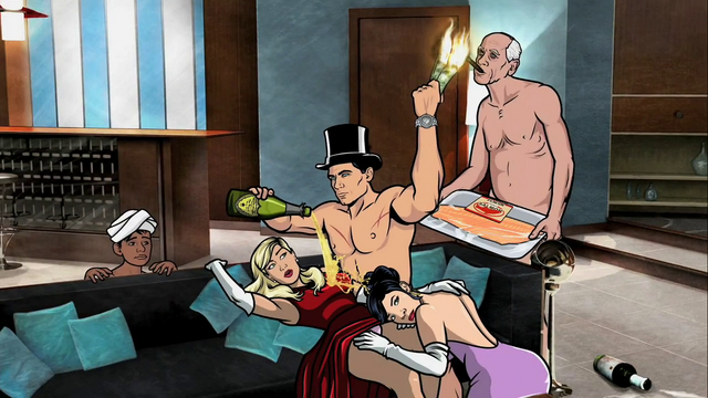 File:Archer partying.png