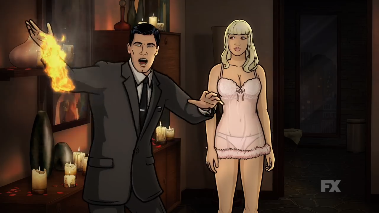 Reignition Sequence | Archer Wiki | Fandom powered by Wikia