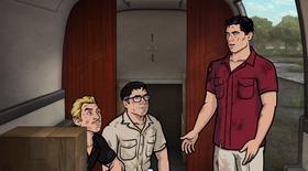 Archer S05 E09 On the Carpet