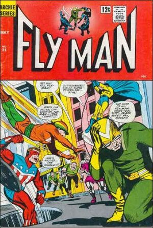 Adventures of the Fly Vol 1 31