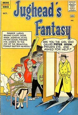 Jughead's Fantasy Vol 1 2