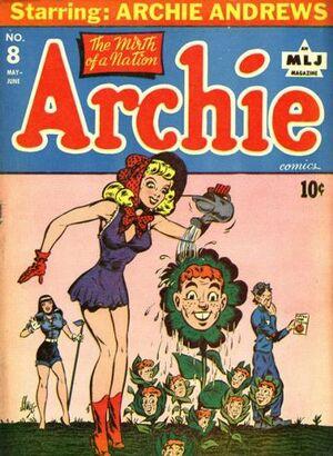 Archie Vol 1 8