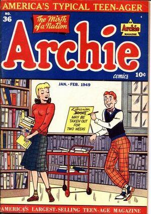 Archie Vol 1 36