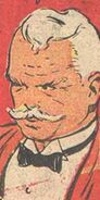 Mr. Chase (Earth-MLJ) from Pep Comics 5