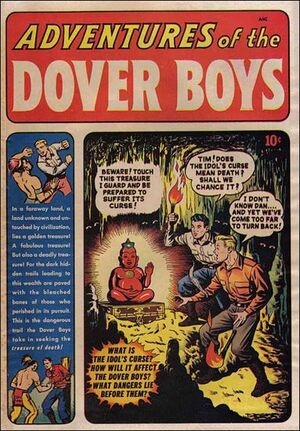 Adventures of the Dover Boys Vol 1 1