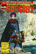 Chilling Adventures In Sorcery Vol 1 5