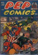 Pep Comics Vol 1 32