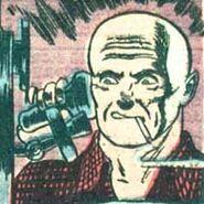 Von Leo (Earth-MLJ) from Pep Comics -3