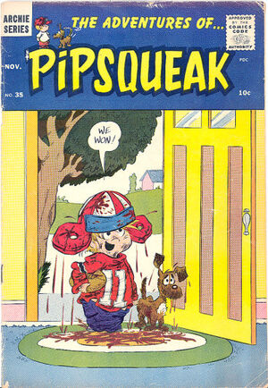 Adventures of Pipsqueak Vol 1 35