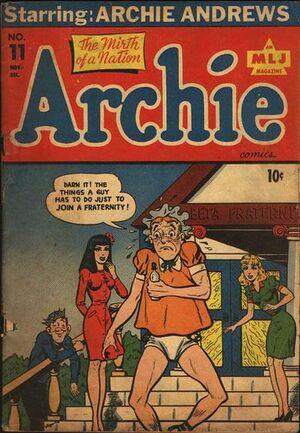 Archie Vol 1 11