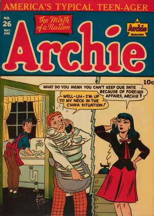 Archie Vol 1 26