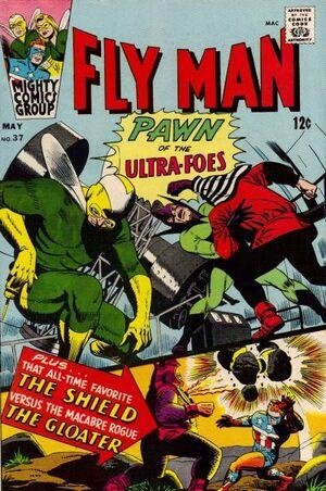 Fly Man Vol 1 37
