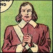 John Whitney (Earth-MLJ) of Shield-Wizard Vol 1 01 0001