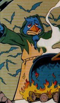 Poe the Raven