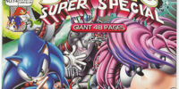 Archie Sonic Super Special Issue 14