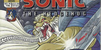 Archie Sonic the Hedgehog Issue 91