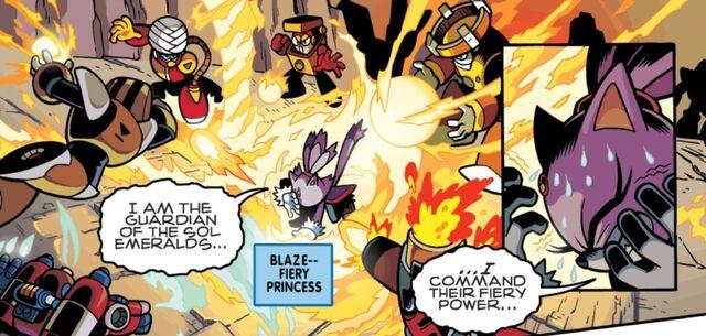 File:Blaze fighting Robot Masters.jpg