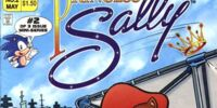 Archie Princess Sally Miniseries Issue 2